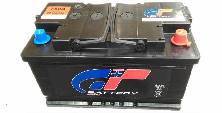 Batterie Sigillate GT Battery Garanzia 1 anno