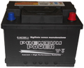 Batterie Auto 60 Ah, Vetture  1,6 DS- 1,9 BZ    -   (Plus 62 Ah)