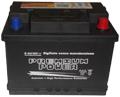Batterie Auto 60 Ah, Vetture  1,6 DS- 1,9 BZ    -   (Plus 62 Ah)