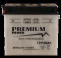 Batteria Moto 16 AH EB16AL-A2