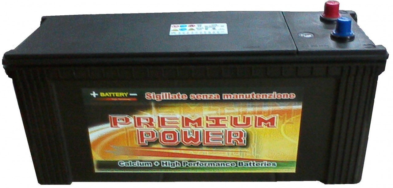 Batterie Auto 120 AH, TRATTORI AGRICOLI - Car Battery and Parts S.r.l
